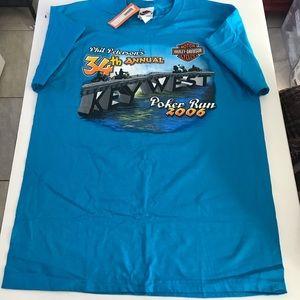 Harley Davidson 2006 Key West T-shirt